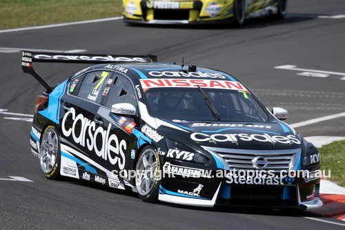 16742 - Todd Kelly & Matt Campbell, Nissan Altima  - 2016 Bathurst 1000