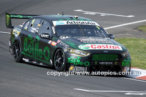 16748 - Mark Winterbottom & Dean Canto,  Ford Falcon FG/X - 2016 Bathurst 1000