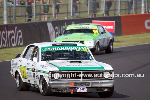 16763 - Steve Johnson, Falcon XY GTHO - Bathurst 2016 - Bathurst 2016