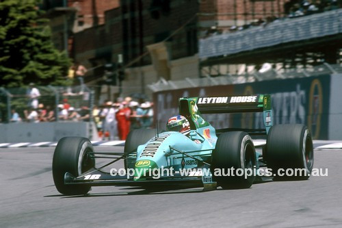 89547 - Ivan Capelli, March CG891 -  Australian Grand Prix Adelaide 1985