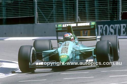 89548 - Ivan Capelli, March CG891 -  Australian Grand Prix Adelaide 1985