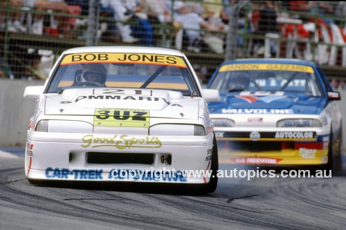 91040 - Bob Jones, Commodore - Adelaide 1991 - Photographer Ray Simpson