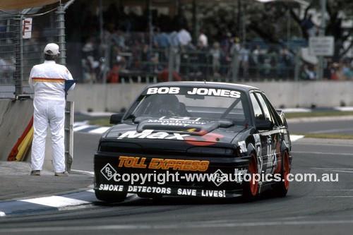 92047 - Bob Jones, Commodore - Adelaide 1992 - Photographer Marshall Cass