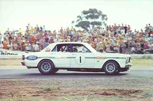 72100 - P. Geoghegan Super Falcon - Calder 1971