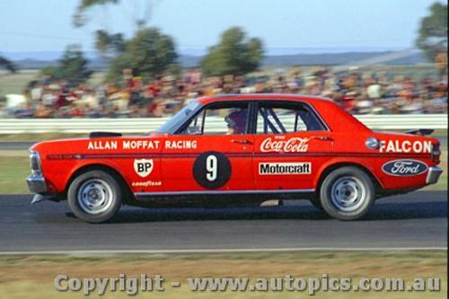 72101 - Allan Moffat - Ford Falcon GTHO Phase 3 - Calder 1972