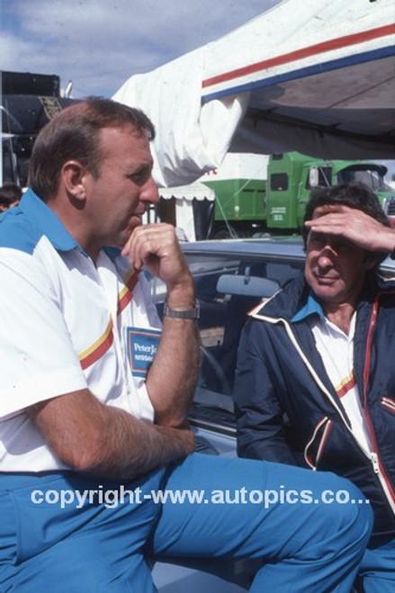 900068 - Fred Gibson & Glenn Seton - Photographer Ray Simpson