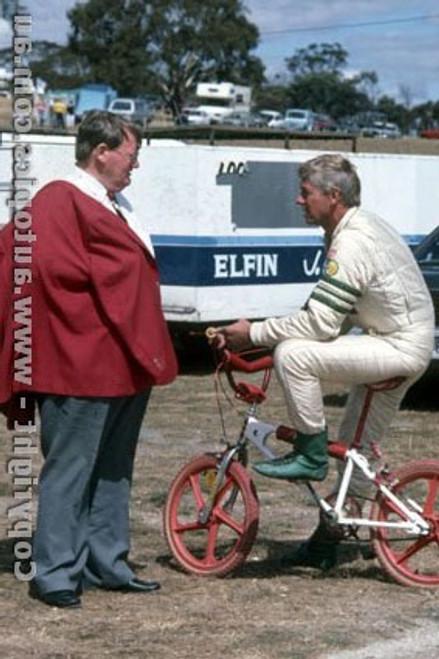 00071 - Dick Johnson & Mick Raymond - Photographer Ray Simpson