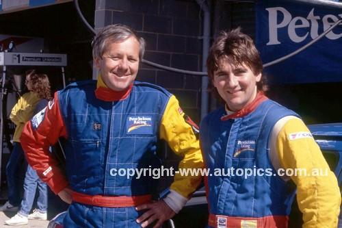 900072 - Allan Jones & Glenn Seton - Photographer Ray Simpson
