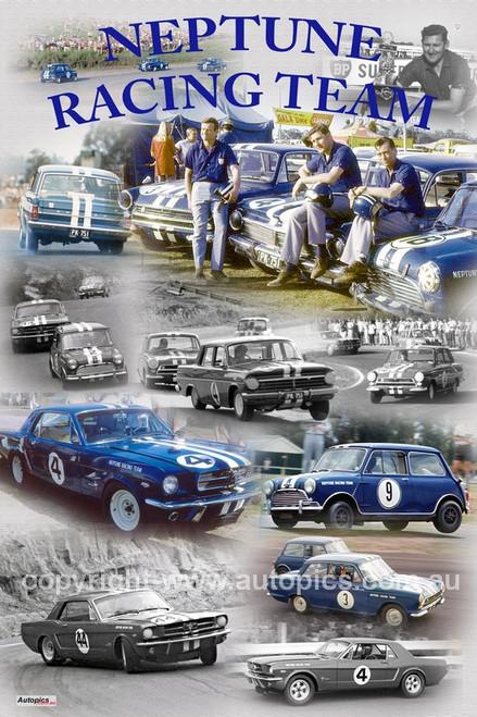 1164 - Neptune Racing Team - Norm Beechey, Jim McKeown & Peter Manton