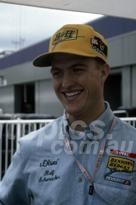97021 - Ralf Schumacker, Australian Grand Prix Albert Park Melbourne 1997 - Photographer Marshall Cass