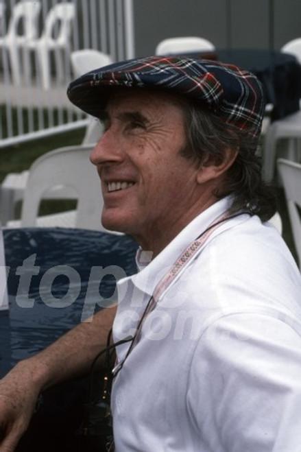 97020 - Jackie Stewart, Australian Grand Prix Albert Park Melbourne 1997 - Photographer Marshall Cass