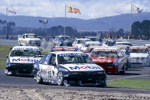 96031 - Craig Lowndes   Holden Commodore VR  - ATCC 1996
