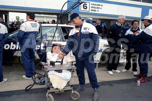 94514 - Peter Brock & James Cormick - Bathurst 1994 - Photographer Lance J Ruting