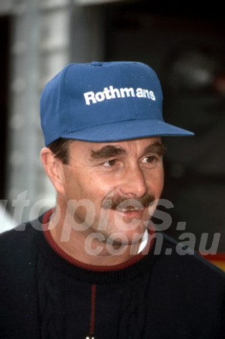 94511 - Nigel Mansell, AGP Adelaide 1994 - Photographer Ray Simpson