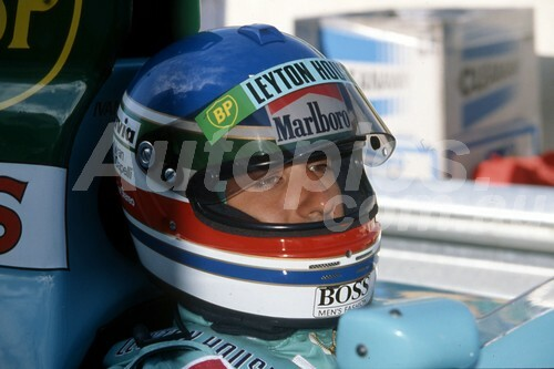 90505 - Ivan Capelli, Leyton House-Judd  - Australian Grand Prix Adelaide 1990 - Photographer Ray Simpson