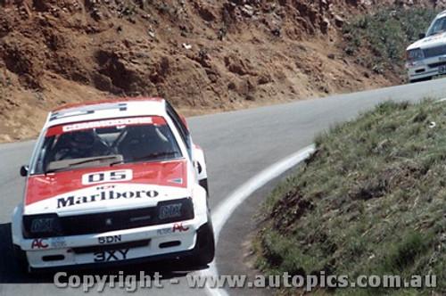 81728 - Peter Brock  -  Holden Commodore VC  Bathurst  1981