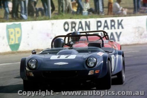 76412 - Ross Bond Bolwell Nagari V8 - Oran Park 1976