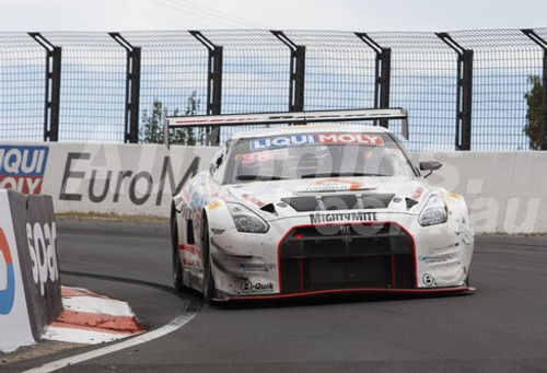 17026 - Daniel Bilski, Adrian Flack, Chris Pither - Nissan GT-R - 2017 Bathurst 12 Hour