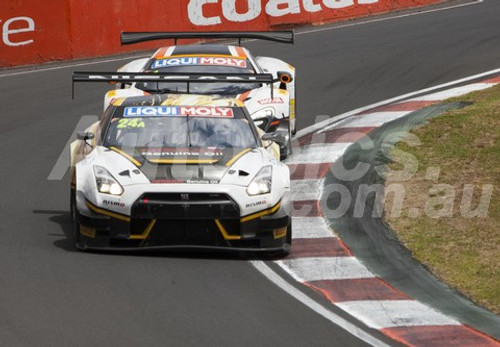 17019 - Florian Strauss, Todd Kelly, Jann Mardenborough - Nissan GT-R Nismo GT3 - 2017 Bathurst 12 Hour