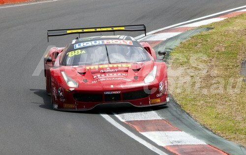 17003 - Toni Vilander, Craig Lowndes, Jamie Whincup - Ferrari 488 GT3 - 2017 Bathurst 12 Hour Winners