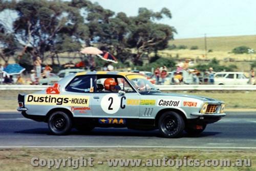 71093  -  Peter Brock - Holden Torana LC XU1 - Calder 1972