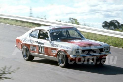 75134 -  Lawrie Nelson& Bob Watson Ford Capri V6 - Bathurst 1975 - Photographer Bob Jess