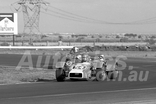 75103 - Chris Hocking, Gordon C2 Clubman - Calder 1975 - Photographer Peter D'Abbs