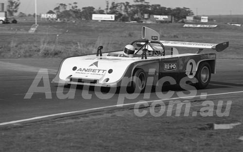 75112 - Garrie Cooper, Elfin MS7 - Calder 1975 - Photographer Peter D'Abbs