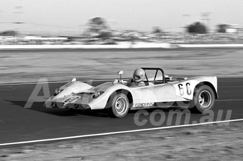 76119 - David Richards, Elva Ford - Calder 1976 - Photographer Peter D'Abbs