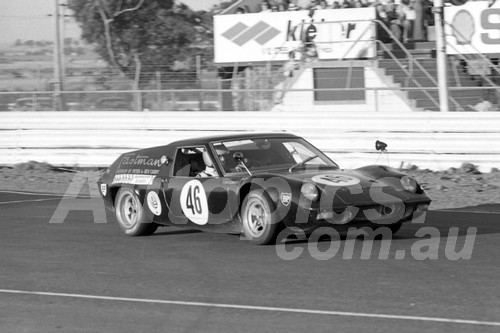 76121 - Peter Woodwood, Lotus 47 - Calder 1976 - Photographer Peter D'Abbs