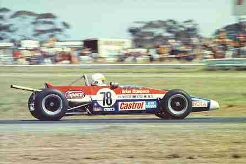 72504 - B. Sampson Speco Toyota  - Calder 1972