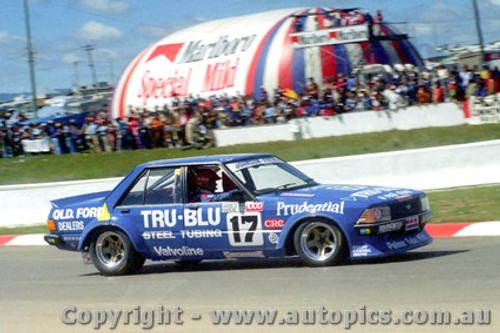 81733  -  Johnson / French  -  Bathurst 1981 - 1st Outright - Ford Falcon XD