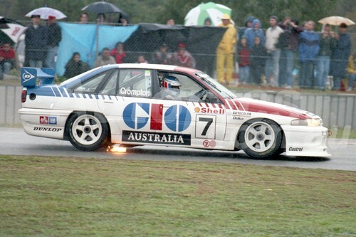 93044 - Neil Crompton Commodore VP -  Wanneroo 10th July 1993 - Photographer Tony Burton