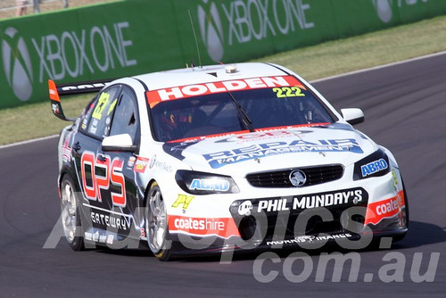 15725 - N.Percat/O.Gavin - Holden Commodore VF - Bathurst 1000 2015