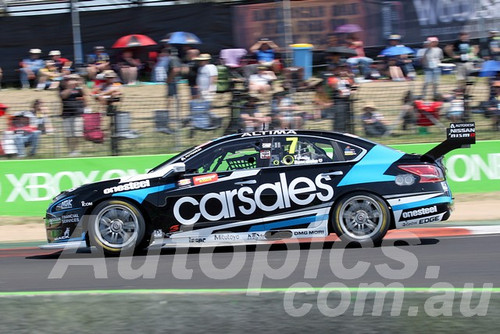 15726 - T.Kelly/A.Buncombe - Nissan Altima - Bathurst 1000 2015