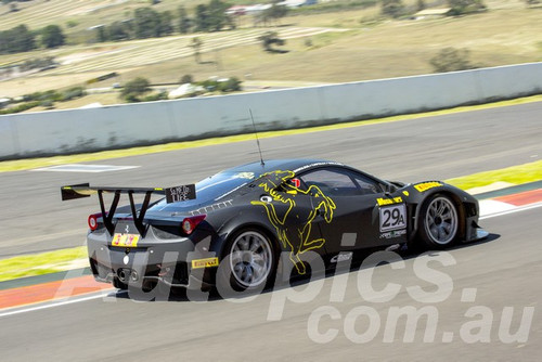15735 - Ivan Capelli / Jim Manolios / Ryan Miller - Ferrari 458 GT3 - Bathurst 12 Hour 2015