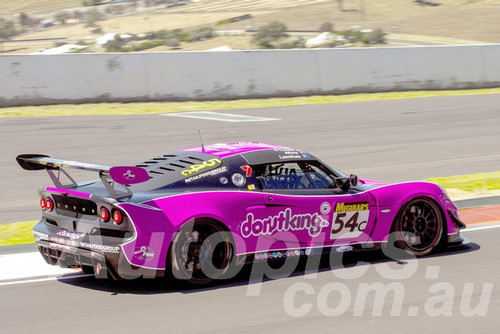 15740 - Tony Alford / Peter Leemhuis / Mark O'Connor -  Lotus Exige Cup R 3.5L - Bathurst 12 Hour 2015