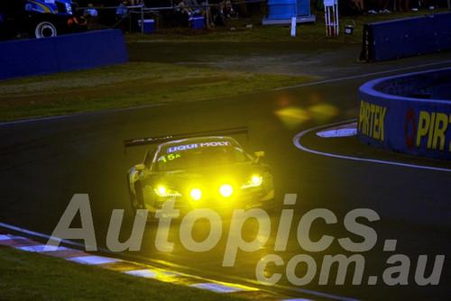 15742 - Marco Mapelli / Laurens Vanthoor / Markus Winkelhock -  Audi R8 LMS Ultra 5.2L - Bathurst 12 Hour 2015