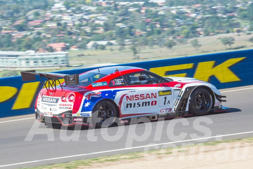 16767 - R.Kelly / K.Chiyo/ F.Strauss - Nissan GT-R NISMO