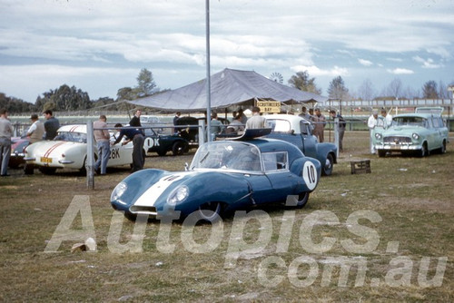 61050 - Ron Hodgson - Lotus XI - Warwick Farm 1961 - Photographer Peter Wilson