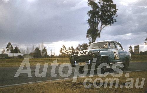 61057 - Martin Faithful - Simca S/C - Warwick Farm 1961 - Photographer Peter Wilson