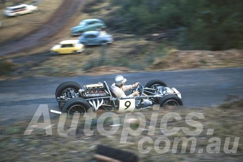 62015 - Bryan Thomson 2.4L Cooper - Australian Hillclimb Championships, Silverdale 1962 - Photographer Peter Wilson