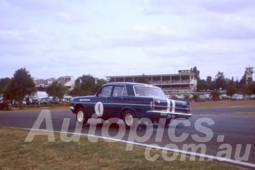 64203 - Norm Beechey, Holden EH S4 - Warwick Farm 1964 - Photographer Peter Wilson