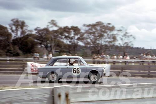 65307 - R. Edgerton, Hillman Imp - Orange 1965 - Peter Wilson Collection