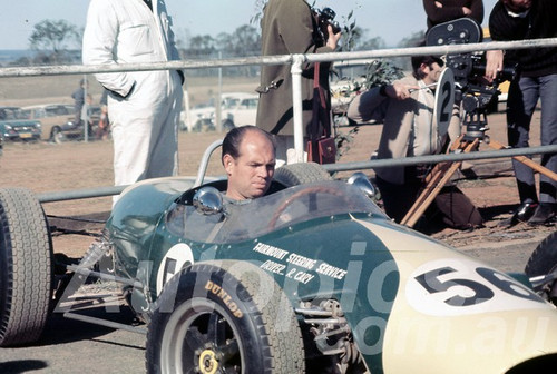 67120 - R. Cary, Elfin Ford -  Oran Park 1967 - Peter Wilson Collection