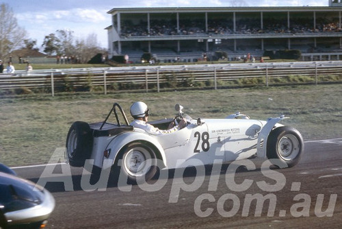 67123 - John Tuxford, Lotus Super 7 -  Warwick Farm 1967 - Peter Wilson Collection