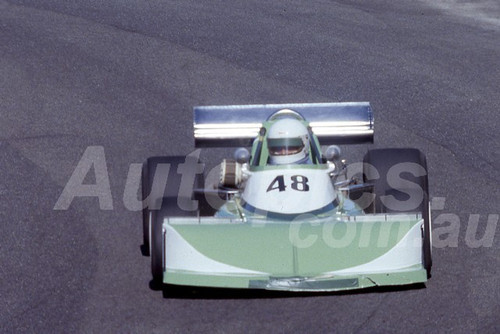 81627 - Ray Hanger, March 77B - Amaroo 1981- Photographer Lance J Ruting