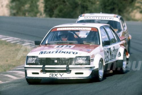 82108 - Peter Brock, Holden Commodore - Amaroo Park 1982  - Photographer  Lance J Ruting