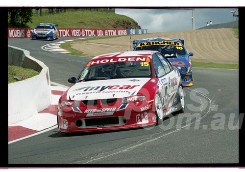 Bathurst FIA 1000 15th November 1999 - Photographer Marshall Cass - Code 99-MC-B99-008