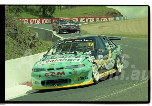 Bathurst FIA 1000 15th November 1999 - Photographer Marshall Cass - Code 99-MC-B99-012